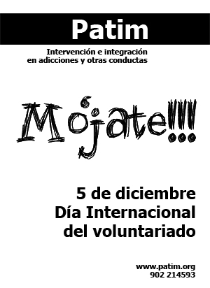 voluntariado patim