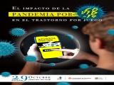 ESPECIALISTAS ANALIZAN EN VALENCIA EL IMPACTO DE LA PANDEMIA POR LA COVID-19 EN EL TRASTORNO POR JUEGO
