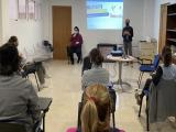 PATIM ORIENTA SOBRE LAS OPCIONES QUE OFRECE EL MERCADO LABORAL EN EL CENTRO ESPECIAL DE EMPLEO DE PURGLASS