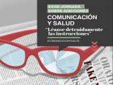 """""""COMUNICACIÓN Y SALUD: Léanse detenidamente las instrucciones"""""""